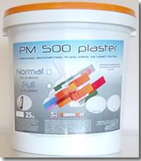ΚΟΝΙΑΜΑΤΑ ΕΠΙΧΡΙΣΜΑΤΩΝ PM 500 PLASTER ΣΙΛΙΚΟΝΗΣ
