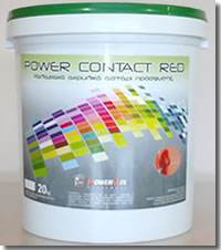 POWER CONTACT RED