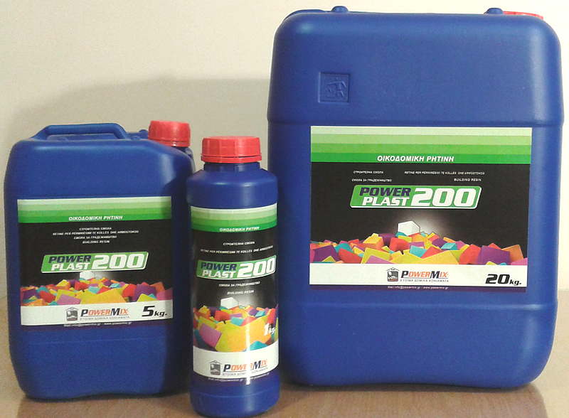 BULDING RESIN POWERPLAST 200