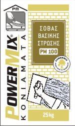 BASE COAT PLASTER PM-100