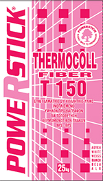 POWERSTICK FIBRE-REINFORCED ADHESIVE THERMOCOLL FIBER T150